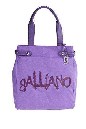 john-galliano-ladies-shopper-bag-purple