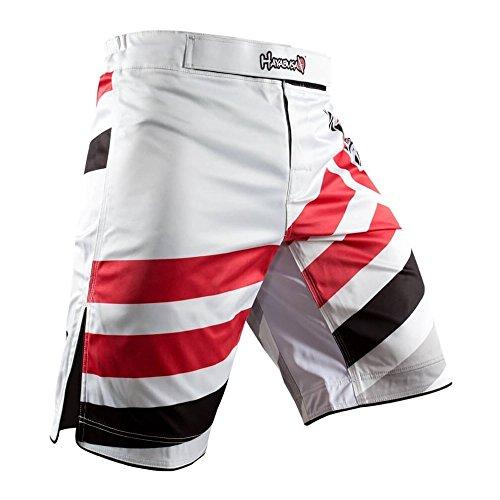Hayabusa-Elevate-Performance-Shorts-White