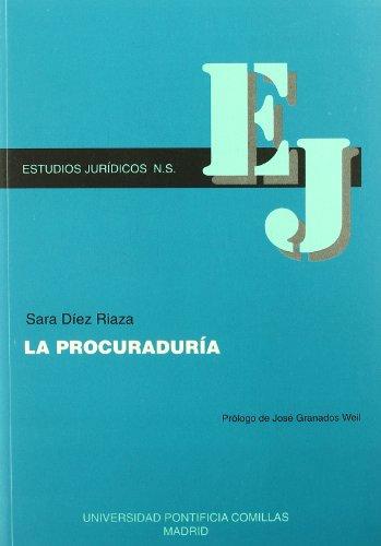 La procuraduría (Estudios Jurídicos N.S.) por Sara Díez Riaza
