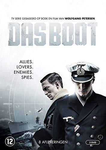 Preisvergleich Produktbild Das Boot - Staffel 1 - TV Fernsehserie 2018