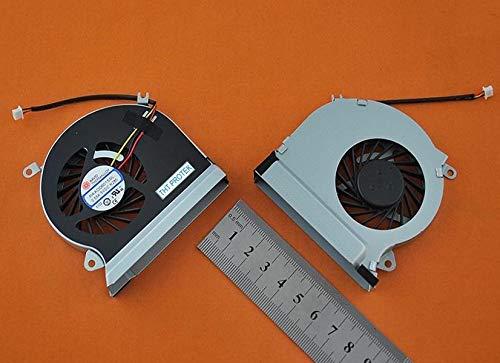 Kompatibel für MSI GE70 MS-1756, MS-1757 Serie Lüfter Kühler Fan Cooler (Nstech PAAD06015SL) Msi Amd Notebooks