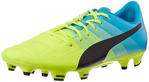dd92c0550e0 Puma Evopower 3.3 FG, Botas de fútbol para Hombre, Gelb (Safety Yellow-