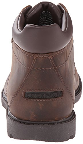Rockport Mens Waterproof Storm Surge Toe Boot- Tan