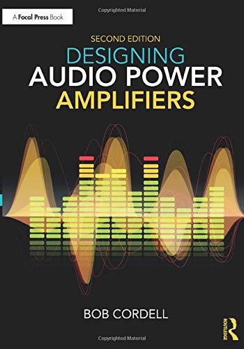 Designing Audio Power Amplifiers Technologie Audio