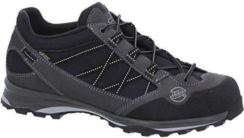 Hanwag Herren Belorado II Low GTX Outdoor Schuhe Asphalt/Black