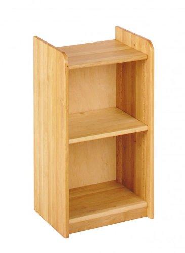 BioKinder 22201 Lara Regal Bücherregal aus Massivholz Erle 80 x 44 x35 cm
