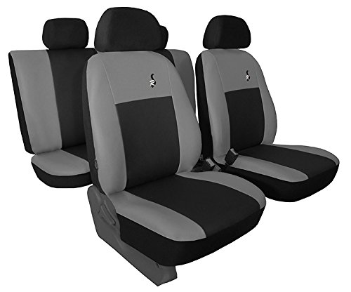POK-TER-TUNING Für Golf VI Cabrio 2010-2016 Sitzbezüge in Kunstleder Road 7 Farben. - 2010 Toyota Corolla Sitzbezüge
