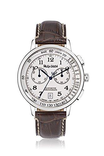 Philip Watch Grand Archive 1940 R8271698004 - Orologio da Polso Uomo