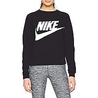 Felpa Bianca Con Cappuccio Nike Fitness e Amazon.it