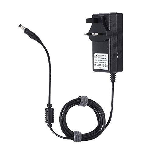 DEYF 39V 500MA AC-DC Adapter Ersatz Ladegerät für Bosch Athlet 32,4 V Ultimate Cordless Standstaubsauger BCH732KTGB
