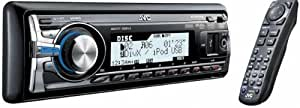 JVC KD-DV7402 DVD/MP3/GIGA MP3/DIVX/USB Player