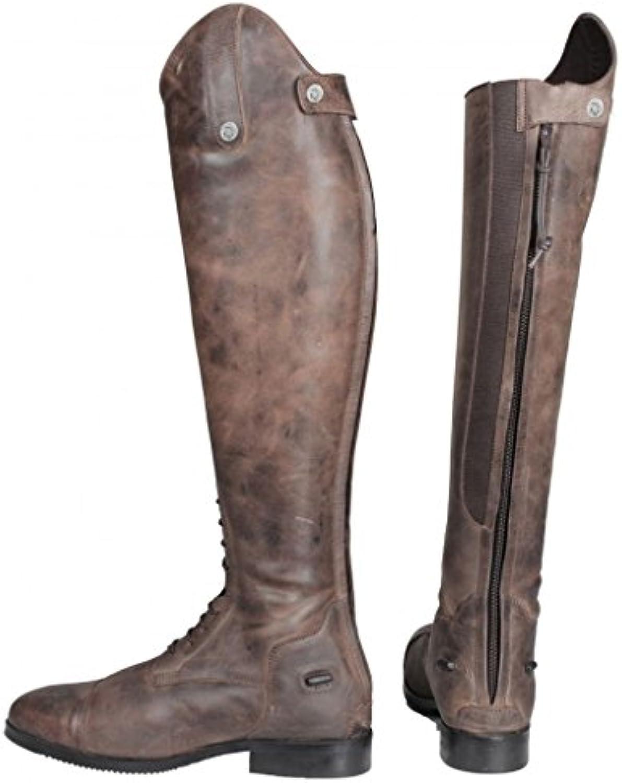 Horka botas de equitación Lizz, marrón  Zapatos de moda en línea Obtenga el mejor descuento de venta caliente-Descuento más grande
