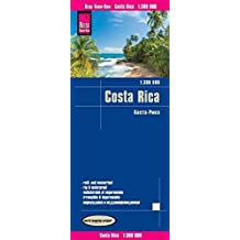 Reise Know-How Landkarte Costa Rica (1:300.000): world mapping project, reiß- und wasserfest