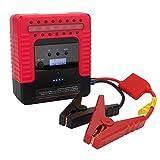 Cabzswh Starthilfe, Notstartleistung für Autos, 12V, 16800Mah (Benziner 5.5, Diesel Auto 3.0) LCD
