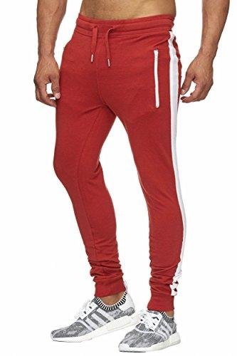 BELLIS® Herren Jogginghose Sweatpant / S-XXXL / T-00012 Khaki