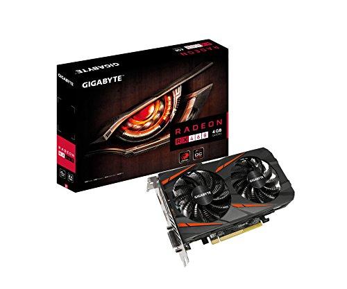 Gigabyte Radeon Rx 460 Windforce Oc 4gb Gddr5 Graphics Cards Gv-rx460wf2oc-4gd