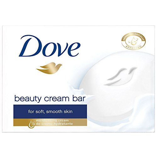Dove Original Beauty Cream Bar 4 x 100 g - Pack of 6 (24 Bars)