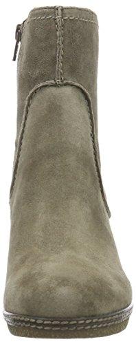 Gabor Comfort Sport, Bottes Classiques Femme Gris (Ratto Micro)