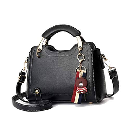 Shopping Reise Messenger Crossbody Handtaschen Black