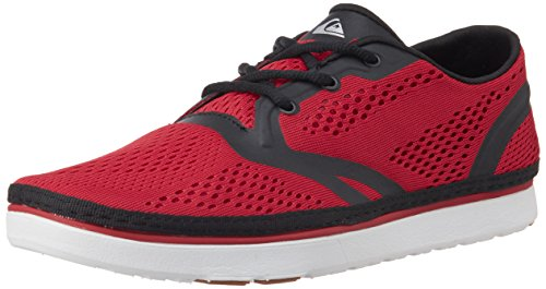 Quiksilver AG47 Amphibian - Shoes - Zapatillas - Hombre - EU 45 - Rojo