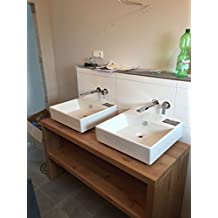 Suchergebnis auf Amazon.de für: waschtischunterschrank holz | {Waschtisch mit unterschrank holz 65}