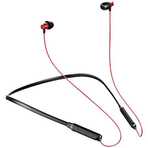 Yowablo Sport Bluetooth 5.0 Kopfhörer Stereo IPX5 Schweißfestes drahtloses Headset ( A )