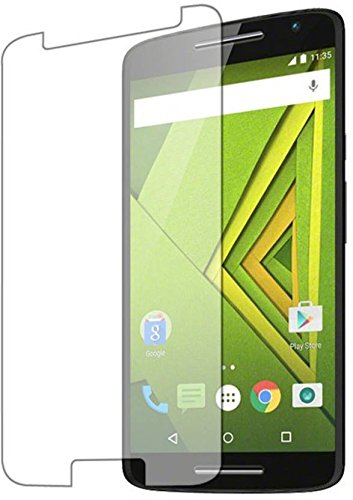 Mobile Planet Moto X Play Tempered Glass