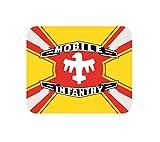 U24 Mousepad Textil Starship Troopers Mobile Infantry Mauspad