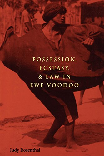 Possession, Ecstasy, and Law in Ewe Voodoo por Judy Rosenthal