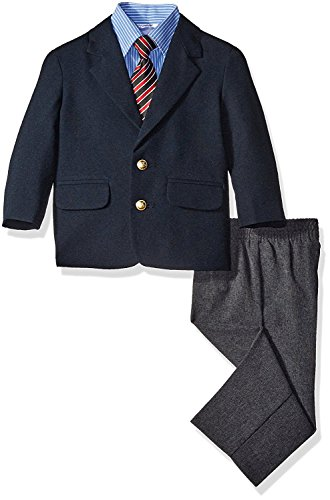 Nautica Little Boys' Blazer and Dress Pant Set with