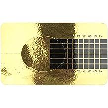 Beauty7 Nail Art 50 PCS Chablons Ongles Forme Conseils Extension Stickers Acrylique UV Gel Resine Manucure