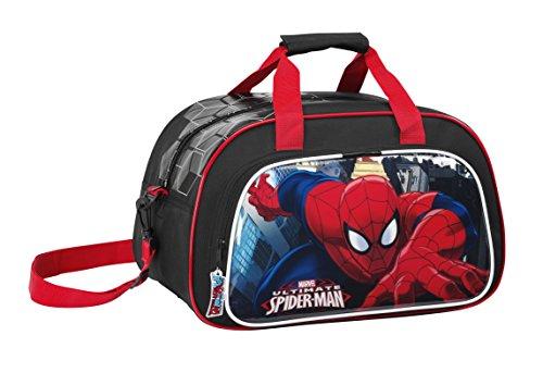 Spiderman - Bolsa de Deporte/Viaje, 40 x 24 x 23 cm (SAFTA 711512273)