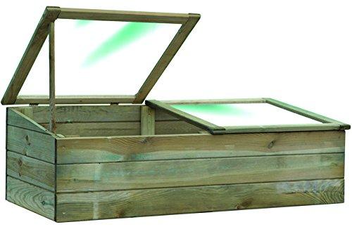 Blinky 7972310 serre in legno con doppia apertura