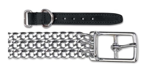 heritage-3-row-heavy-chain-collar-50cm-20-sz-5-black