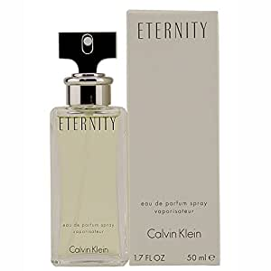 Eternity By Calvin Klein Womens Eau De Parfum (Edp) Spray 1.7 Oz