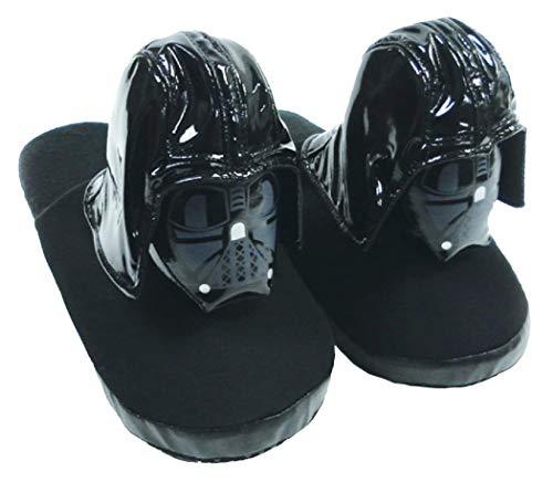 Star Wars Slippers Darth Vader Large 10.5/11