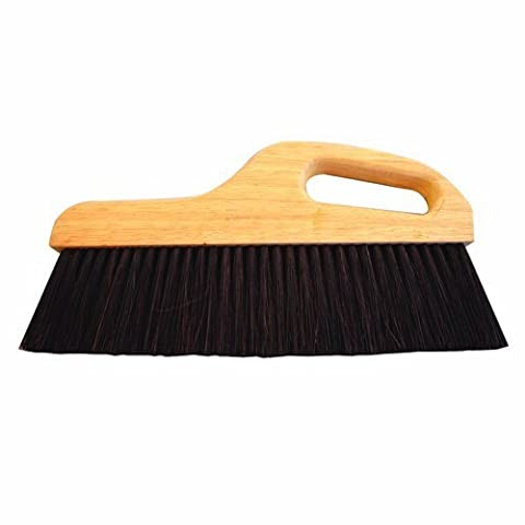 Bon 22-388 12-Inch Horse Hair Bristle Hand Finished Concrete Brush by Bon Tool
