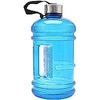 haorw 2.2 l Fitness – Botella Deportes de Agua de botella BPA ...