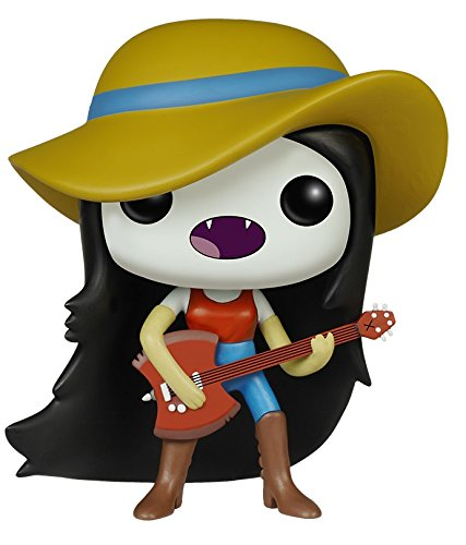 Figura Pop Adventure Time: Marceline con su bajo