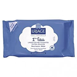 Uriage 1re Eau Cleansing Wipes