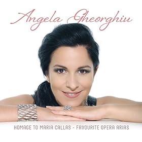 Homage To Maria Callas