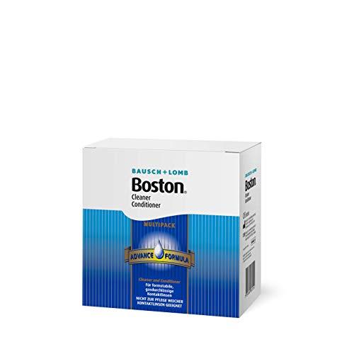 Bausch & Lomb Boston Advance Multipack, 3 x 30 ml Reiniger plus 3 x 120 ml Aufbewahrung, inclusive Behälter - 2