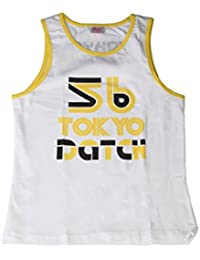 Datch - Camiseta tirantes Modelo Tokyo para niños