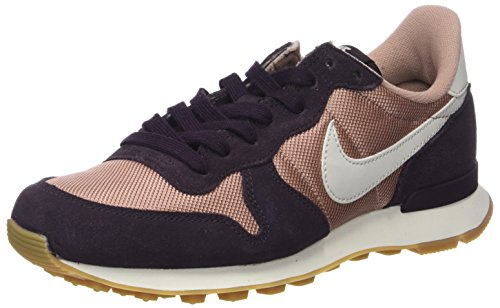 Nike Internationalist, Zapatillas Para Mujer, Rosa (Particle Pink/Light Bone/Port Wine/Gum Med Brown), 38.5 EU