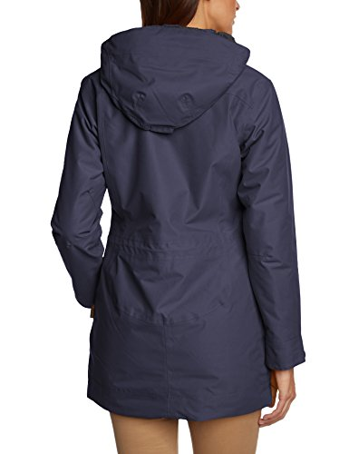 Jack Wolfskin, Giacca Donna 5th Avenue Blu (Night Blue)