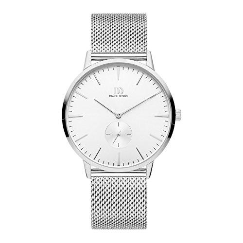 Danish Design Reloj Analógico para Hombre de Cuarzo con Correa en Acero Inoxidable IQ62Q1250