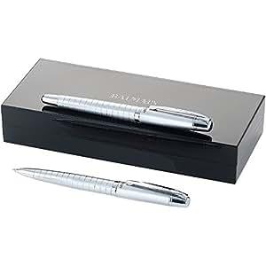 """BALMAIN - Parure de stylos """"Ramatuel"""" - argent"""
