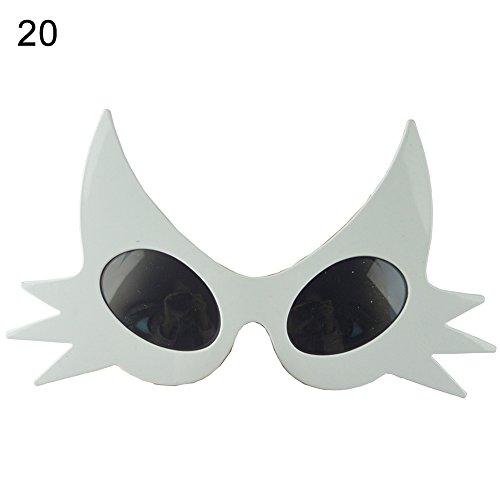 Kostüm Lili Cosplay - Austinstore Brille mit Fledermaus-Händen, für Kuchen, Kostüm, Party, Dekoration - 10#, plastik, 20#, Einheitsgröße