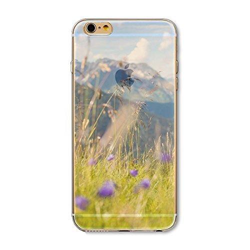 Schutzhülle iPhone 55S sich Bezug étui-case transparent Liquid Crystal TPU Silikon klar, Schutz Ultra Slim Premium, Schutzhülle Prime für Iphone 55s-paysage 5