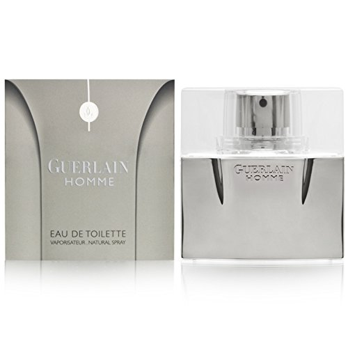 Guerlain Homme By Guerlain For Men (Eau De Toilette, 50 ML)
